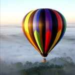 All Free and Singles will love a balloon ride!