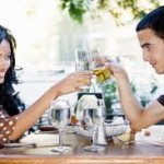 Cuddly Free and Singles can enjoy getting to know each other over dinner