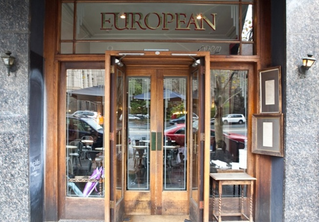 The European Melbourne