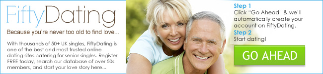 Best dating sites for over 50s uk