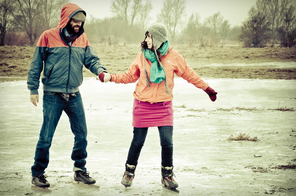 Winter Online Dating